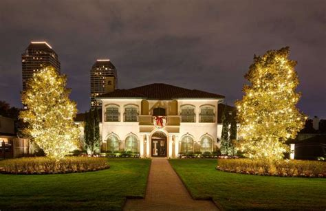 tanglewood lights houston tanglewood the area that would later be home to then us