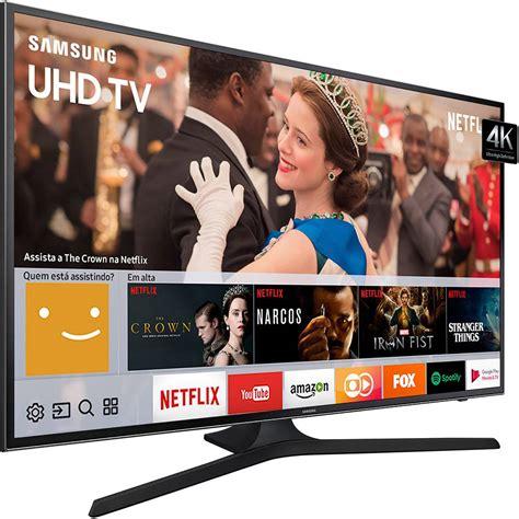 smart tv led 43 quot samsung 43mu6100 uhd 4k hdr premium