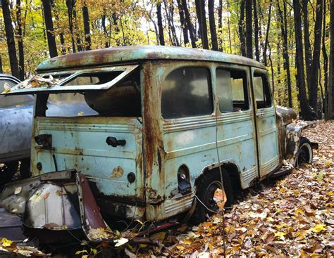 Jeep Salvage Yards In Pa Abandoned Things In Lancaster County