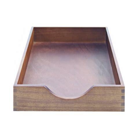 carver wood desk tray carver hardwood stackable desk tray letter size 13 5 x