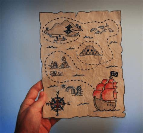 como hacer una decoracion de la cueva de batman en reciclaje c 243 mo hacer mapas del tesoro con ni 241 os