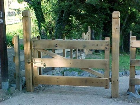 cancelli giardino cancelli in legno da giardino piccoli trucchi di bricolage