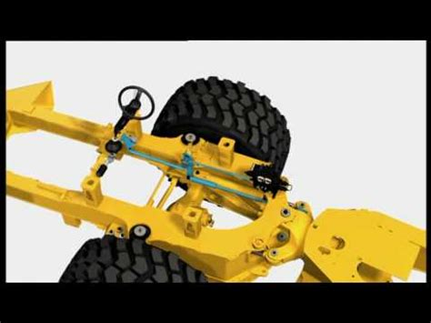 volvo articulated haulers features steering youtube
