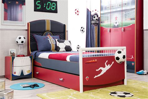 soccer bedrooms soccer kids bedroom modern kids miami by turbo beds