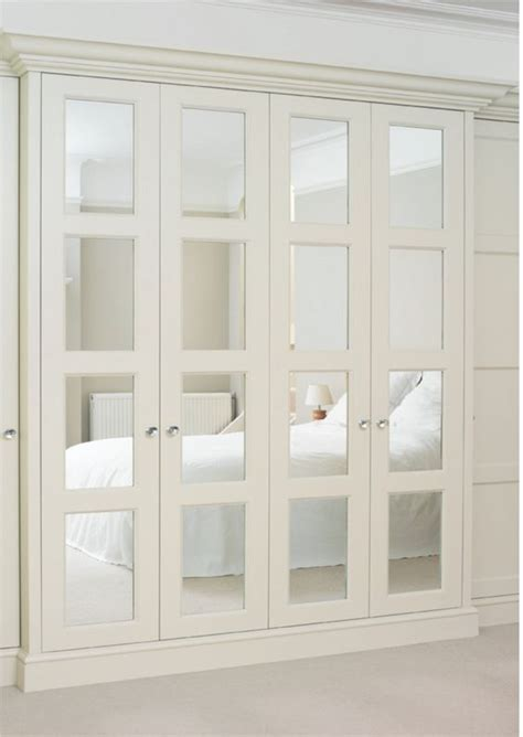 master bedroom french doors 31 best fitted wardrobes mirrored wardrobe master