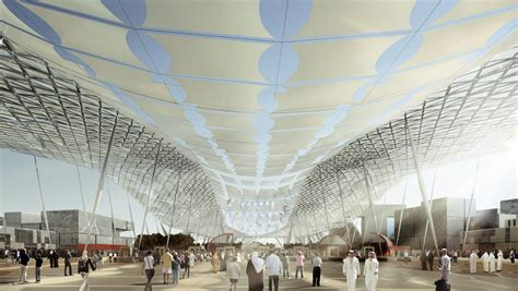 design competition middle east dubai wins world expo 2020 bid with hok designed master
