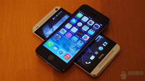 k iphone apple iphone 5s vs htc one look