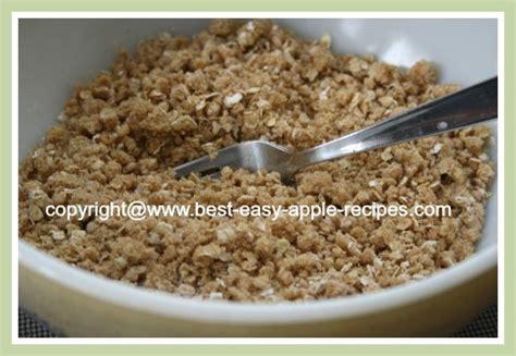 best apple for apple crumble crockpot apple crumble dessert recipe make an apple