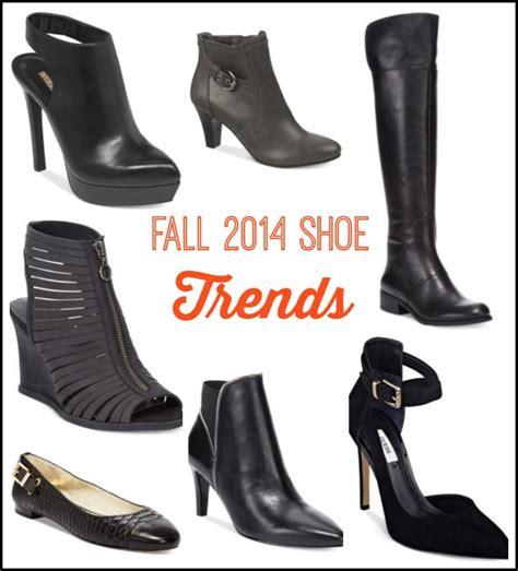 Fall Shoe Trends by Fall 2014 Shoe Trends Grace