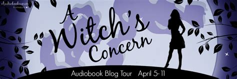 Audiobook Review A Witch S Concern By N E Conneely