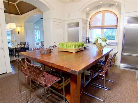 kitchen island tables pictures ideas from hgtv hgtv peninsula kitchen design pictures ideas tips from hgtv