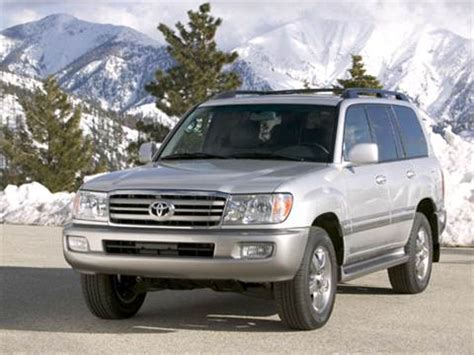 2007 toyota land cruiser pricing ratings reviews kelley blue book