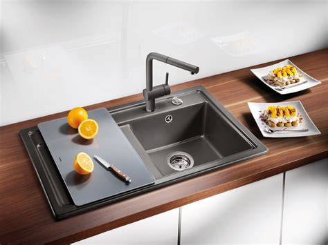 Blanco Sinks The Sink Colours For New Home Living Trends Blanco