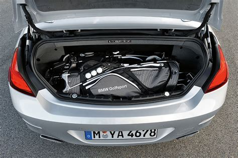 Bmw 1er Schlüssel Batterie Typ by Foto Bmw 6er Cabrio Bei Geschlossenem Verdeck Kann Das