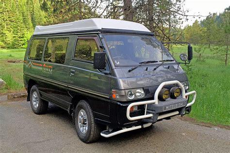 1991 mitsubishi delica 1991 mitsubishi delica exceed pop top glen shelly auto