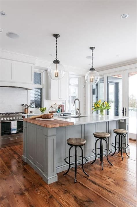 stainless steel topped kitchen islands best 25 kitchen island with stools ideas on