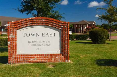 senior services in mesquite texas with reviews ratings town east rehabilitation and healthcare center in mesquite