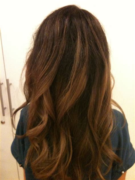 how to color the bottom hair dark and highlight the top 149 best soft ombre images on pinterest hair colors
