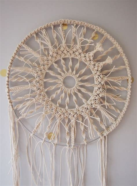 How To Make A Macrame Wall Hanging - how to make macrame wall hanging diy projects craft ideas