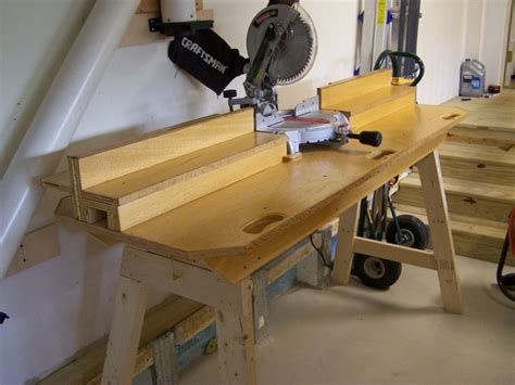 archive miter saw project plans
