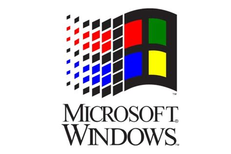 Microsoft Windows Evolution Of The Microsoft Windows Logo