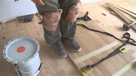 How To Use A Floor by Wood Floor Cls In Hardwood Floor Glue