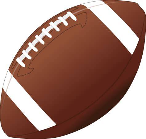 American Football Clipart american football clip at clker vector clip