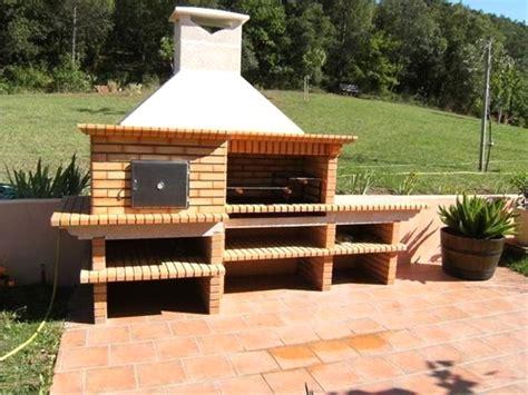 barbecue per giardino barbecue in muratura da esterno galleria di immagini