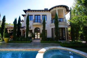 Beauty Home 8 45 Million Tuscan Mansion In Beverly Hills Ca