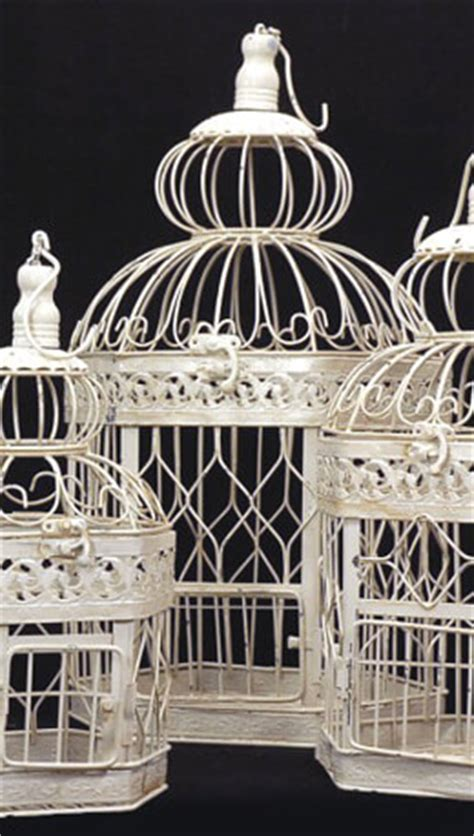 decorative bird cages decorative birdcages bird nests more saveoncrafts