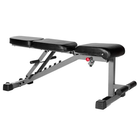 xmark bench xmark fitness adjustable flat incline decline dumbbell