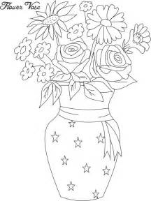 flower pot coloring page free coloring pages of plant pot