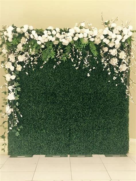 design flower for wall photo booth backdrop dj systems pinterest photo