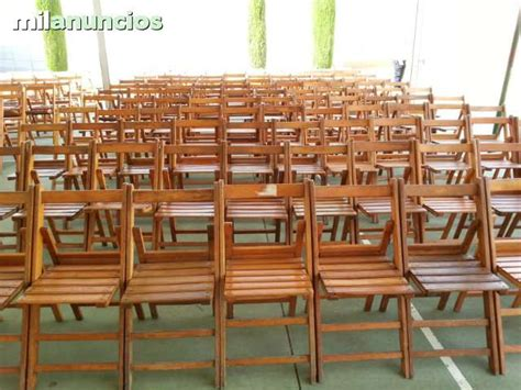 alquiler mesas y sillas sevilla mil anuncios alquiler de sillas y mesas madera