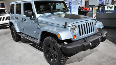jeep arctic edition 2012 jeep wrangler arctic edition la 2011 photo gallery