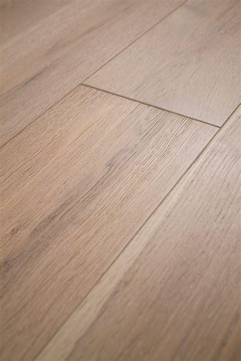 Natura 150mm European Solid Oak White Washed Wood Flooring