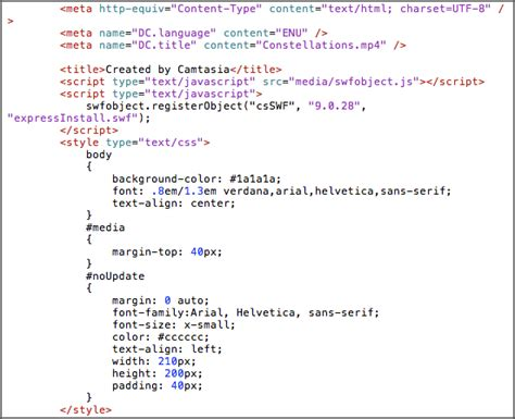 html tutorial embed video embed video on a web page or blog