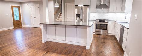 split level open floor plan kitchen kitchen remodel takes a split level to the next level