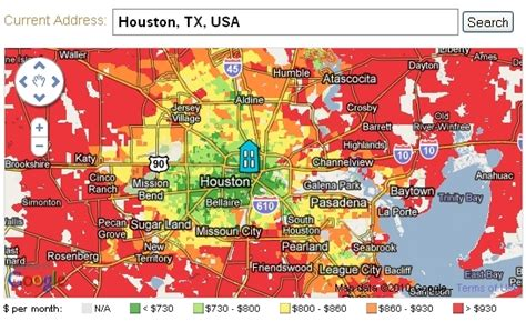 houston map by income houston income map indiana map