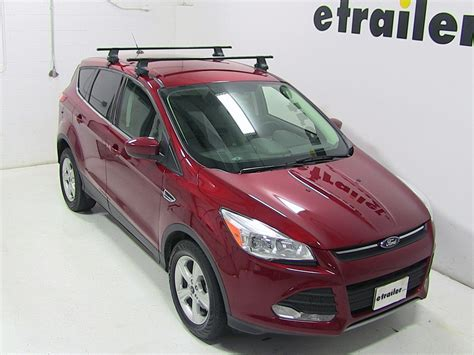 Luggage Rack For Ford Escape by Thule Roof Rack For Ford Escape 2014 Etrailer