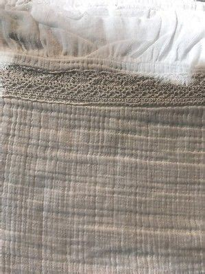 piubelle matelasse coverlet king white piu belle  shabby cottage chic