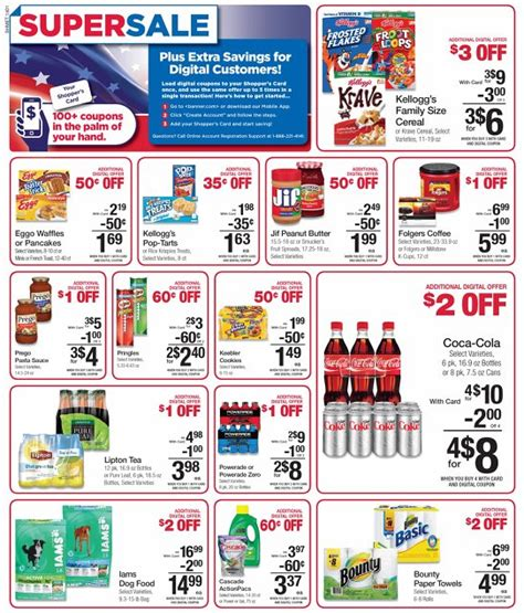 printable grocery coupons for kroger kroger weekly deals and coupon matchups feb 5th 11th