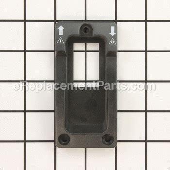 Bezel Switch Case 826395 For Ridgid Power Tool