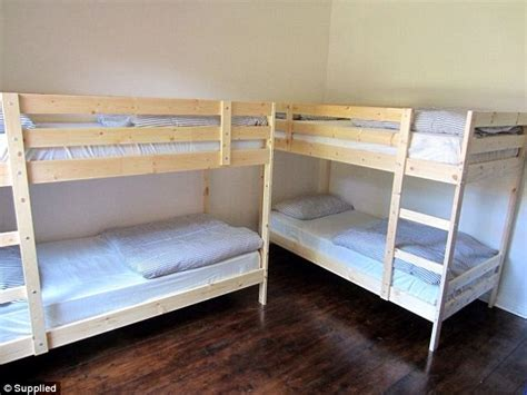 putting two beds together two bunk beds in one room home design