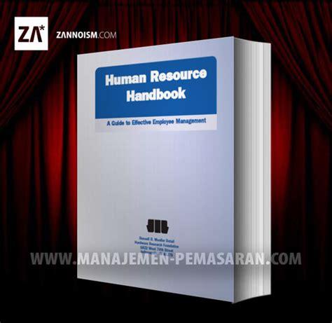 Buku Manajemen Ebook Human Resource Management Bonus perencanaan manajemen sumber daya manusia buku ebook