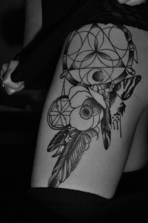 dreamcatcher tattoo with butterfly sweet dream catcher butterfly tattoo dream catchers