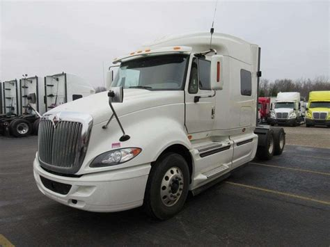 International Sleeper Trucks by 2013 International Prostar Sleeper Truck For Sale 347 162