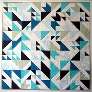 the obsessive imagist design modern quilt