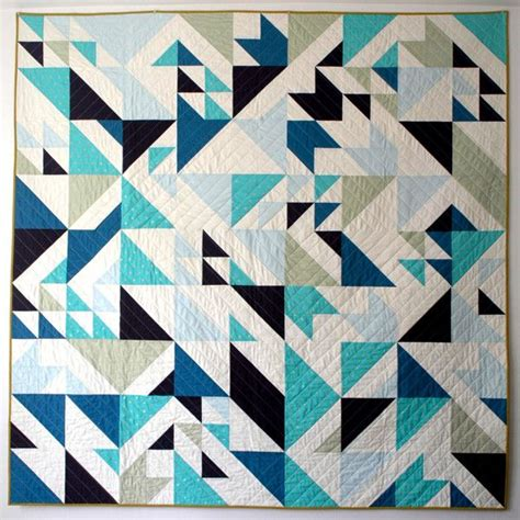 What Is A Modern Quilt by The Obsessive Imagist Design Modern Quilt