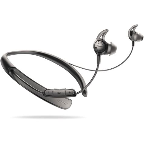 Headset Bose Electronic Earphone Universal bose quietcontrol 30 bluetooth stereo headset 761448 0010 b h
